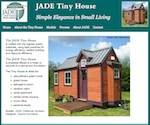 Jade Tiny House Whidbey Island